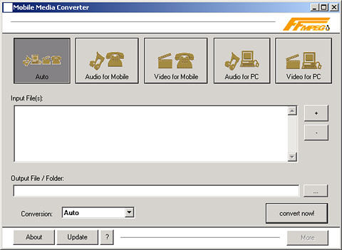 Mobile Media Converter